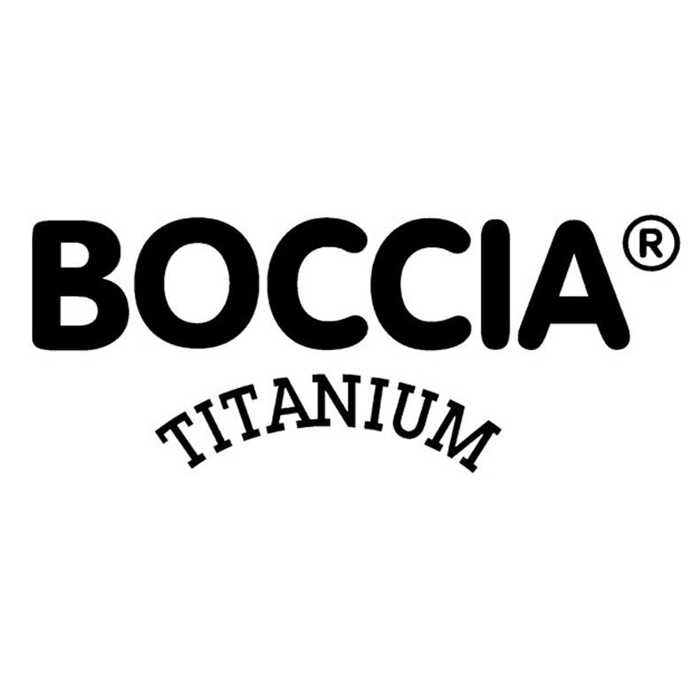 Boccia titanium trouwringen